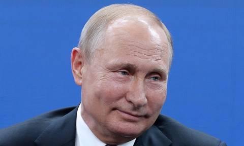"""Путин проведет """"Прямую линию"""" 7 июня"""