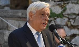 Παυλόπουλος: Οι Έλληνες θα υπερασπιζόμαστε την ελευθερία με κάθε τίμημα