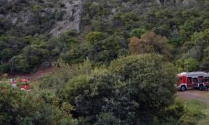Ανείπωτη τραγωδία με νεκρό μωρό στα Τρίκαλα: Αυτοκίνητο έκανε «βουτιά» θανάτου