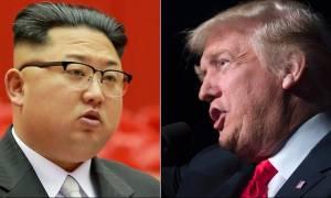 Ραγδαίες εξελίξεις: Ο Τραμπ έστειλε «στρατό» αξιωματούχων για τον Κιμ