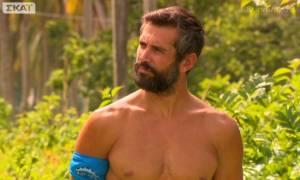 Survivor 2: Η απογοήτευση του Πάνου από τη στάση της Μελίνας:«Σοκαρίστηκα γιατί είχαμε έρθει κοντά»