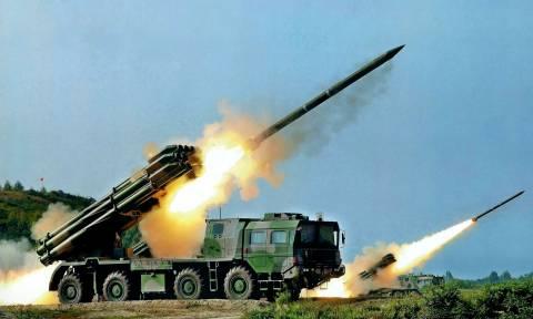 Россия представит реактивные системы залпового огня нового поколения