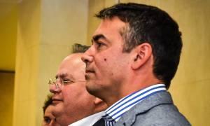 Ραγδαίες εξελίξεις - Ντιμιτρόφ για Σκοπιανό: Είμαστε στο τελικό στάδιο των διαπραγματεύσεων