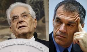 Πολιτική κρίση στην Ιταλία: Ο ρόλος του Ματαρέλα και ο «Ψαλιδοχέρης» του ΔΝΤ