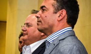 Σκοπιανό - Κοτζιάς: Εμείς τελειώσαμε! Ο λόγος στους πρωθυπουργούς για την τελική συμφωνία