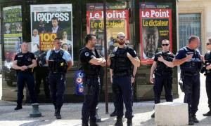 Κακός χαμός στη Γαλλία με το «δικτάτορα Ερντογάν» - Έξαλλος ο Μακρόν (pics)