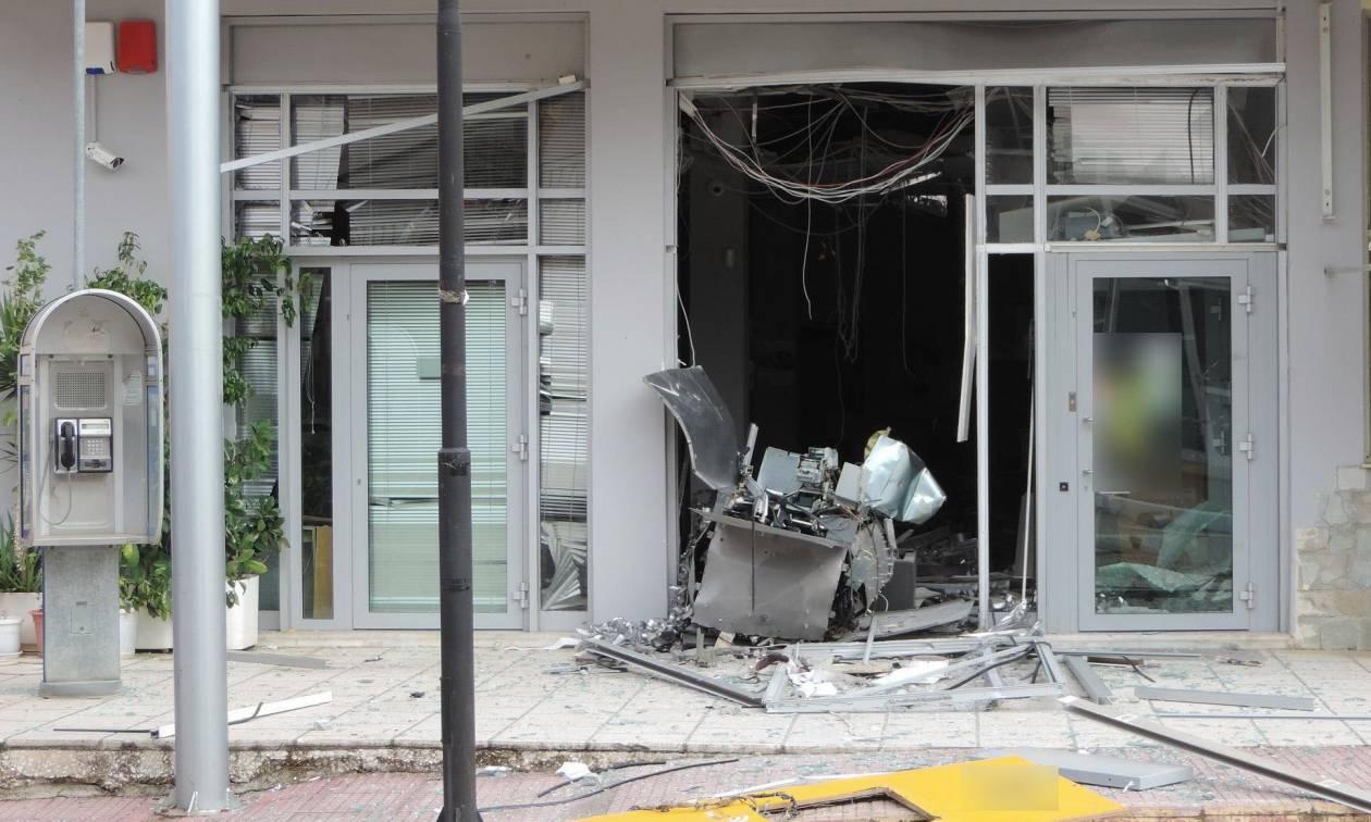 Συναγερμός τα ξημερώματα στο Χαλάνδρι από έκρηξη