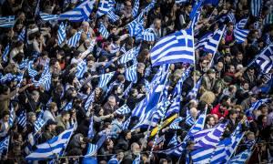 «Θύελλα» οργής για το Σκοπιανό: Μπαράζ συλλαλητηρίων σε Ελλάδα και εξωτερικό