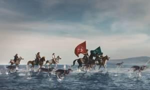 Ούτε ιερό ούτε όσιο: Βίντεο - παρωδία του Ερντογάν για την Άλωση της Κωνσταντινούπολης (vid)
