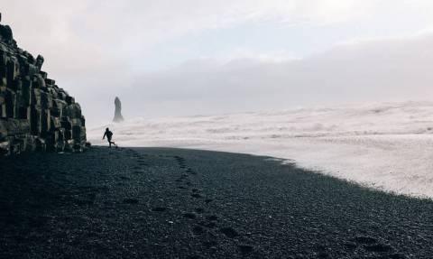 Η ελληνική παραλία που περιλαμβάνεται στη λίστα με τις πιο παράξενες του κόσμου