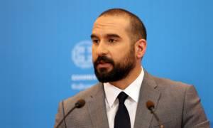 Τζανακόπουλος για Σκοπιανό: «Δεν υπάρχει συμφωνία, αν δεν συμφωνηθούν όλα» (vid)
