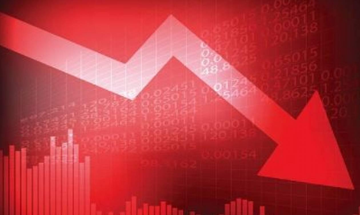 Επιστρέφει ο «τρόμος» στην Ευρωζώνη: «Γκρεμίζονται» τα ευρωπαϊκά χρηματιστήρια