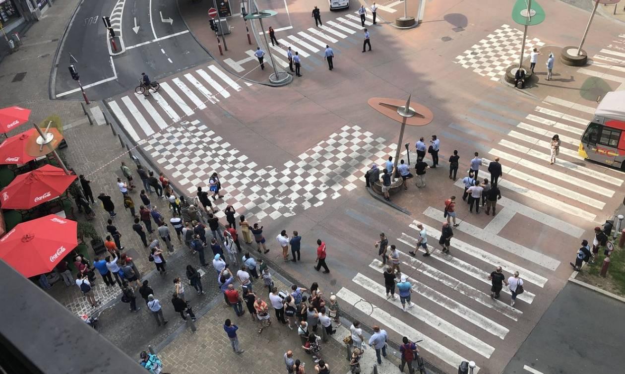 Μακελειό στο Βέλγιο: Βίντεο ντοκουμέντο από τους πυροβολισμούς στη Λιέγη