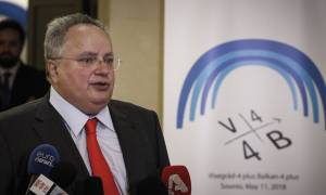 Κοτζιάς για Σκοπιανό: Προς το εθνικό μας συμφέρον η συμφωνία για το όνομα