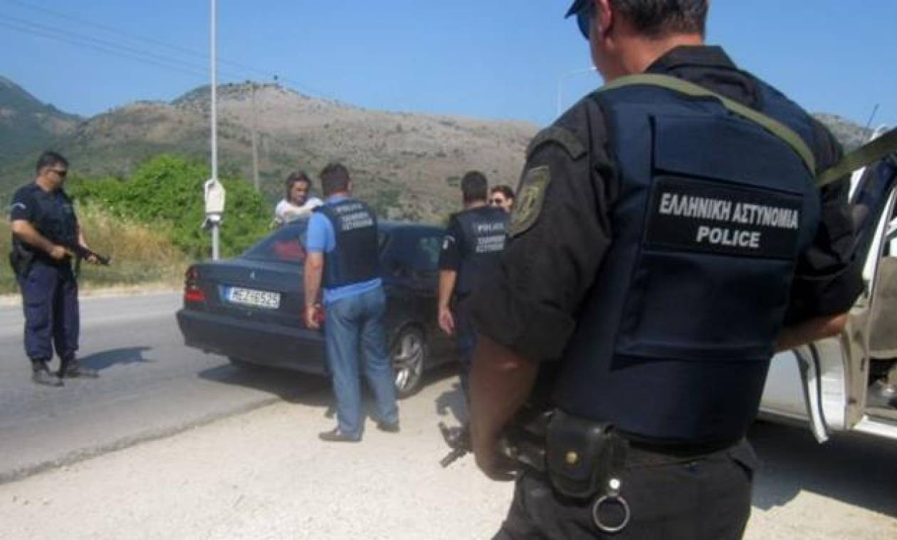 Κατάσχεση 200 κιλών κάνναβης στα ελληνοαλβανικά σύνορα - Δύο συλλήψεις