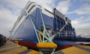 ΠΝΟ: Δεμένα τα πλοία στα λιμάνια λόγω συμμετοχής στην απεργία