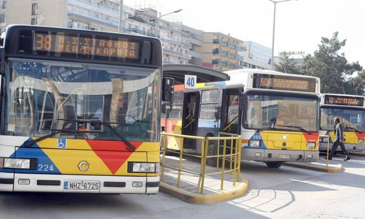 ΟΑΣΘ: Στάση εργασίας σήμερα στα λεωφορεία (30/5) - Δείτε πώς θα κινηθούν