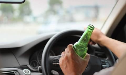 В Греции за праздники дорожная полиция задержала 200 водителей в состоянии алкогольного опьянения