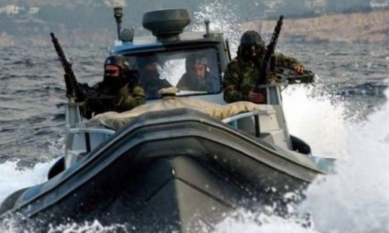 Έλληνες καταδρομείς θέλουν να κάνουν απόβαση σε βραχονησίδες
