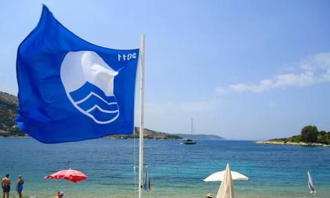 На Кипре 16 пляжей Пафоса удостоены награды «Голубой флаг»