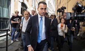 Ιταλία «ώρα μηδέν»: Πρωτοβουλία από τα «Πέντε Αστέρια» για το σχηματισμό κυβέρνησης