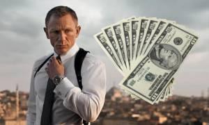 Πάθαμε ίλιγγο: Δείτε πόσα λεφτά θα πάρει ο Ντάνιελ Κρεγκ για τον επόμενο Τζέιμς Μποντ!