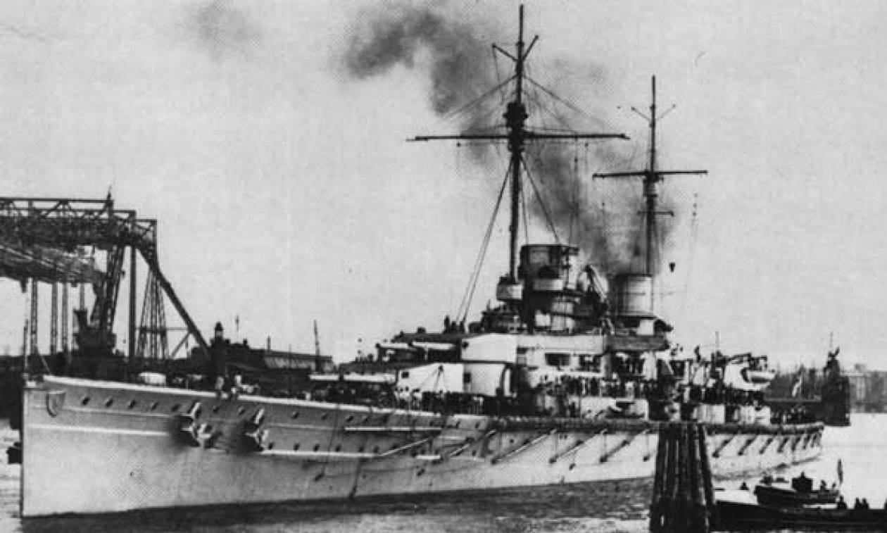 Σαν σήμερα το 1916 διεξάγεται η Ναυμαχία της Γιουτλάνδης