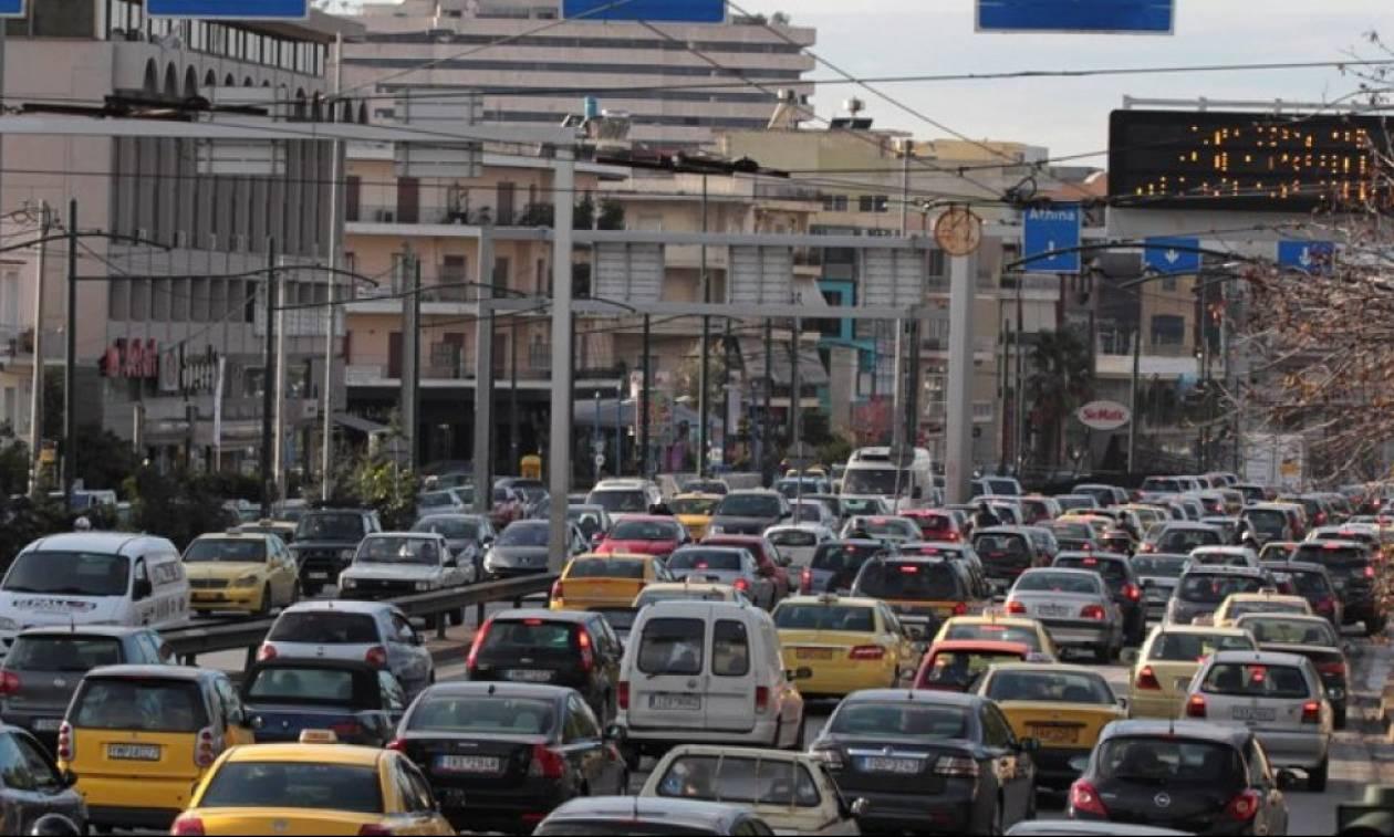 Κίνηση ΤΩΡΑ: Αυτοί είναι οι δρόμοι που δεν έχουν κίνηση