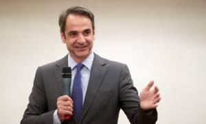 Μητσοτάκης στο ΣΕΤΕ: Να μειωθούν οι φορολογικοί συντελεστές - Το μείγμα πολιτικής είναι λάθος