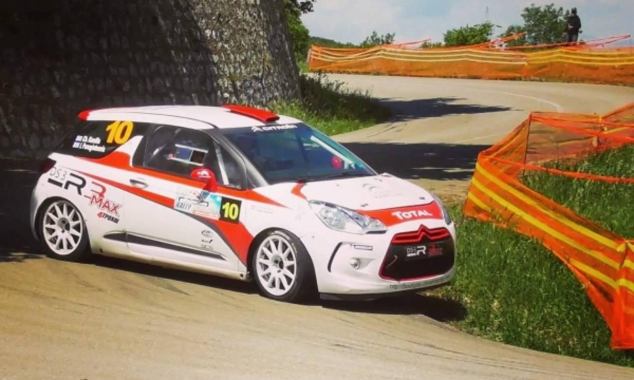 Στο ΕΚΟ Rally Acropolis η Citroen Karellis!