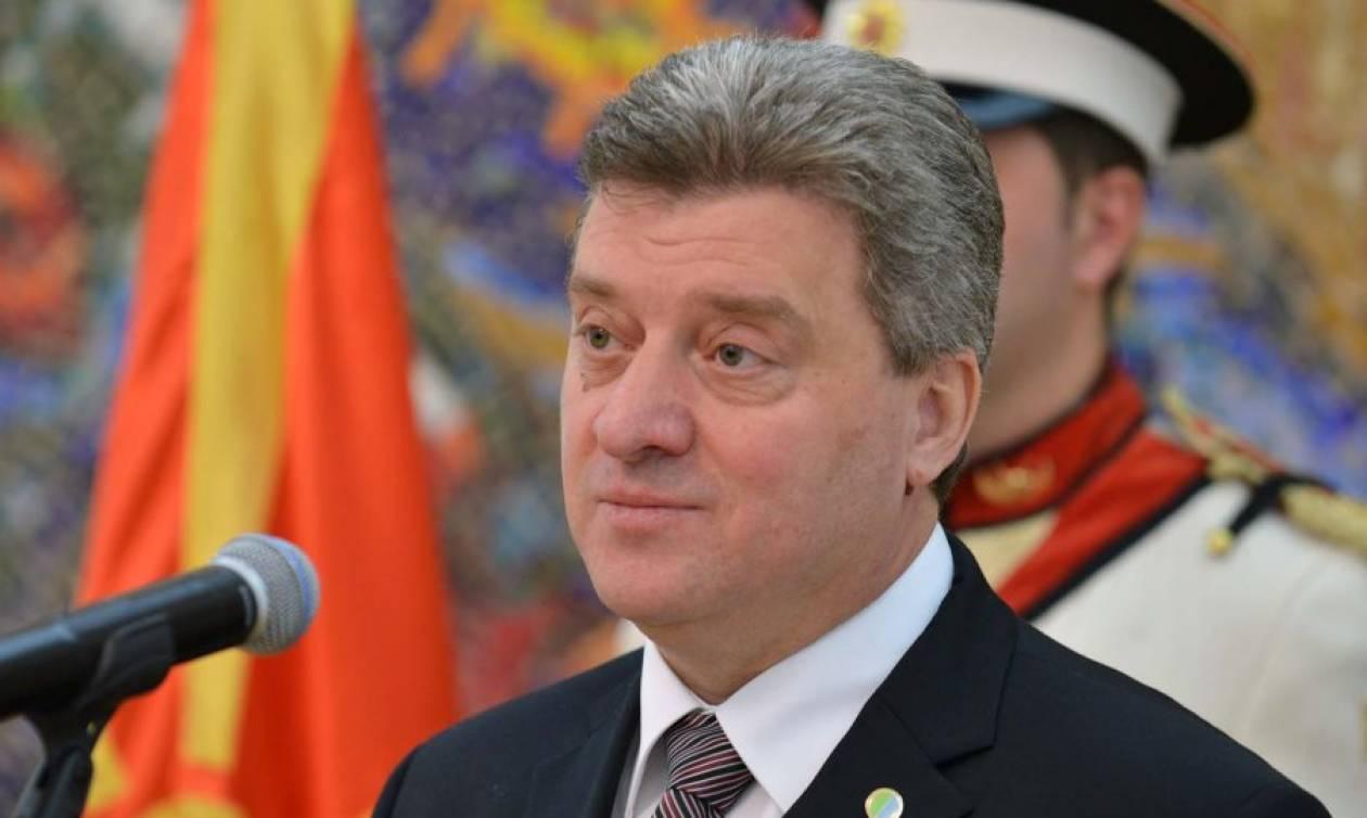 Σκοπιανό – Νέα «τορπίλη» Ιβάνοφ: Προσωπική η συμφωνία Τσίπρα – Ζάεφ, δεν συμφωνώ με το erga omnes