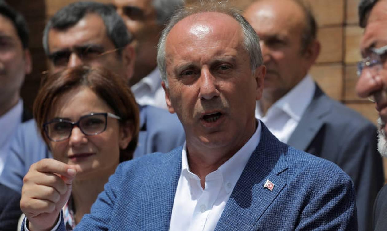 Κομοτηνή: Ο Ιντζέ έθεσε θέμα ανταλλαγής των δύο Ελλήνων στρατιωτικών
