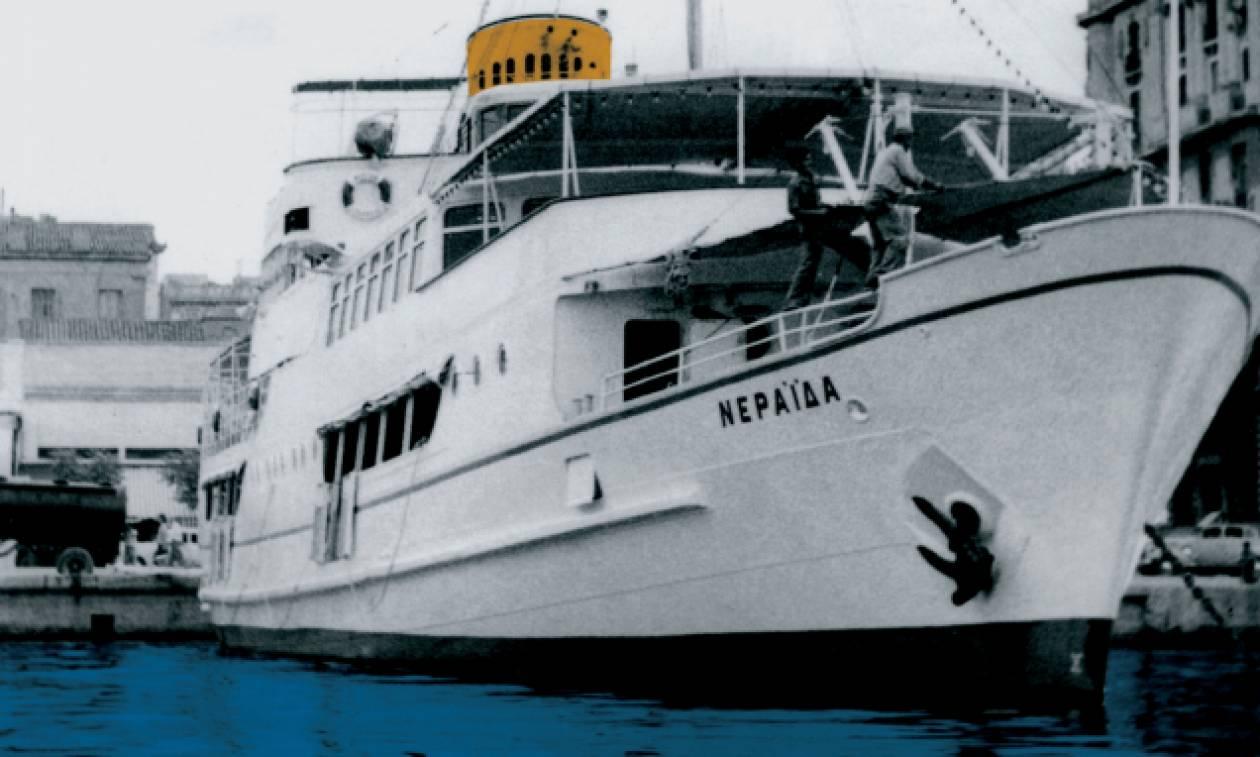 Το Πλωτό Μουσείο Νεράιδα ανοιχτό για το κοινό στη Μαρίνα Ζέας