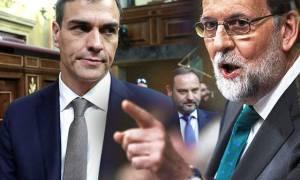 Πολιτικό χάος και στην Ισπανία: «Τελειώνουν» τον Ραχόι