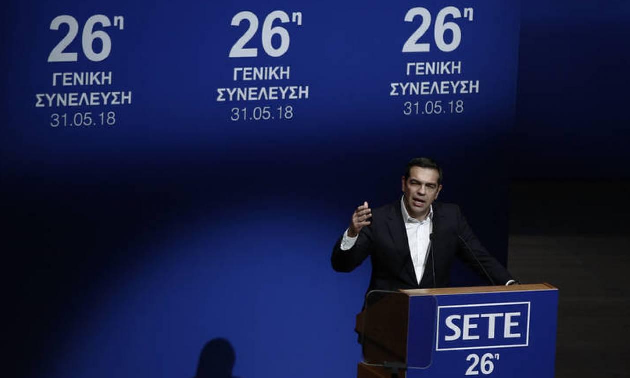 Τσίπρας: Η λιτότητα τελειώνει, 700 εκατ. ευρώ θα πάνε σε φοροελαφρύνσεις