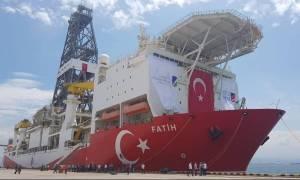 Δραματικές εξελίξεις: Το τουρκικό γεωτρύπανο «Πορθητής» βάζει φωτιά στη Μεσόγειο