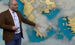 Αγριεύει η... Αφρική! Ανεβαίνει η θερμοκρασία στην Ελλάδα, πού θα χτυπήσει 35άρια... (video)