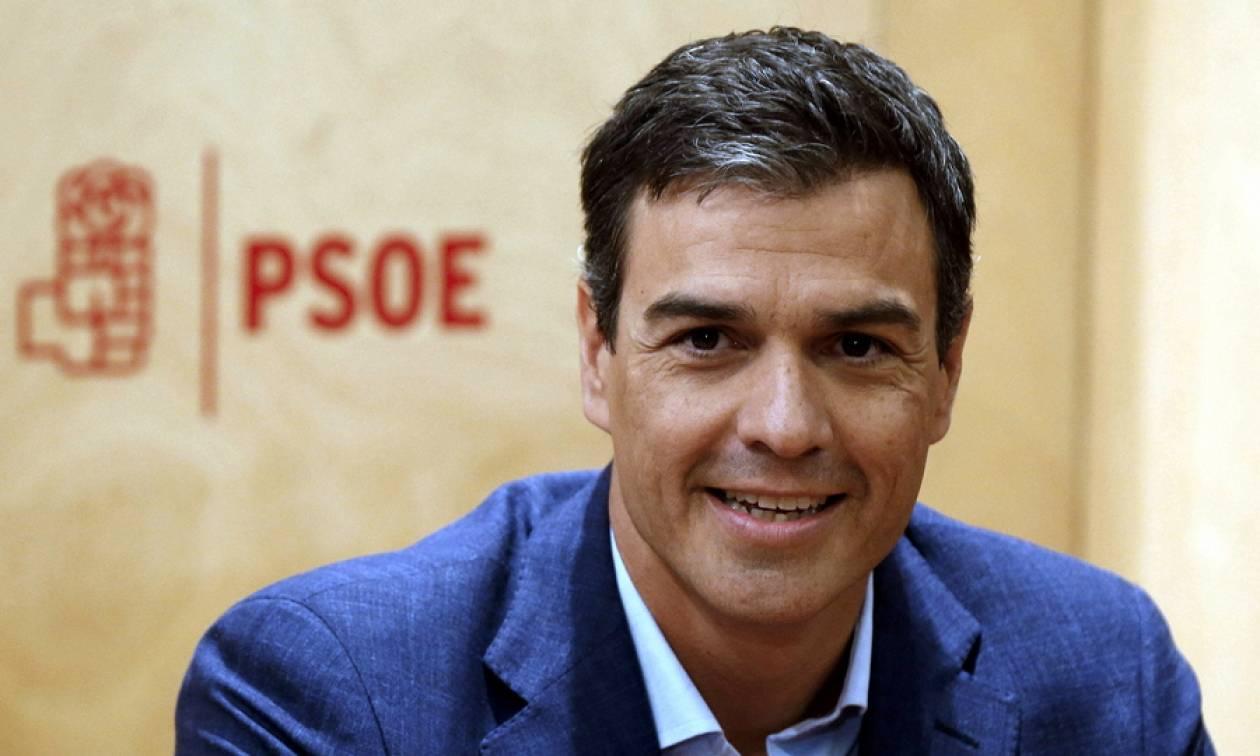 Πέδρο Σάντσεθ: Ποιος είναι ο νέος πρωθυπουργός της Ισπανίας (pics+vids)