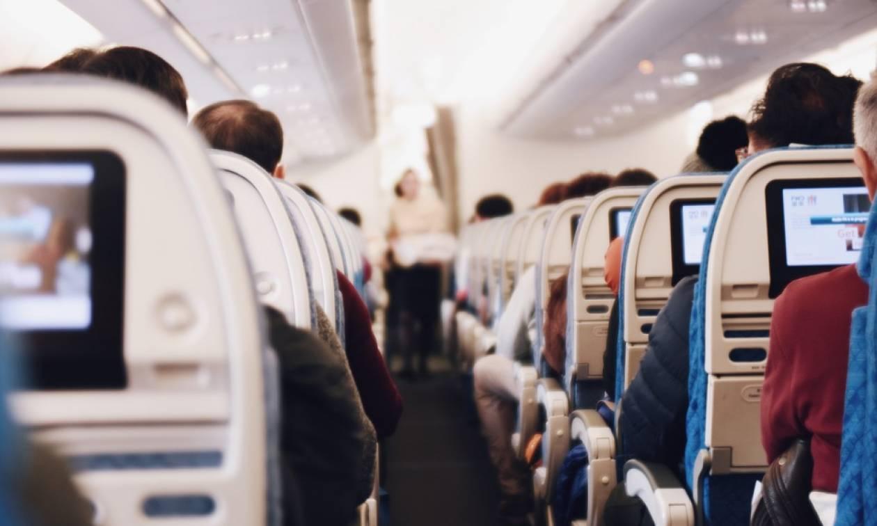 Έκτακτη προσγείωση αεροσκάφους λόγω... δυσοσμίας επιβάτη!