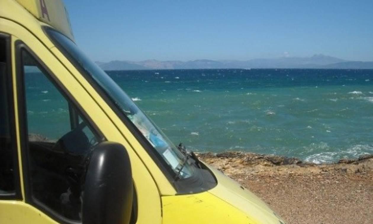 Xαλκιδική: Άνδρας ανασύρθηκε νεκρός από τη θαλάσσια περιοχή της Νέας Καλλικράτειας