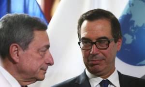 Στα «μαχαίρια» η Ουάσινγκτον με τους εταίρους της στην G7