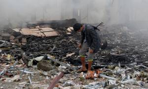 Υεμένη: Ξεπέρασαν τους 100 σε μία εβδομάδα οι νεκροί