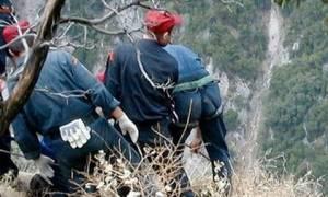 Κρήτη: Επιχείρηση διάσωσης τουρίστα στα Σφακιά