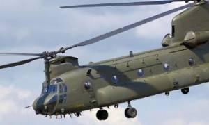 Συγκινητικό βίντεο: Πτήση σωτηρίας για νεογνό 5 ωρών από την Αεροπορία Στρατού