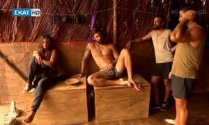 Survivor 2: Στενοχωρημένοι Διάσημοι και Μαχητές για την αποχώρηση του Νάσου Παπαργυρόπουλου