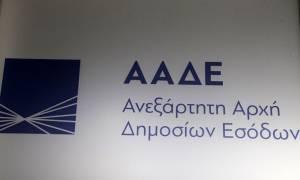 ΑΑΔΕ: Μία στις δύο επιχειρήσεις παρανομεί φορολογικά