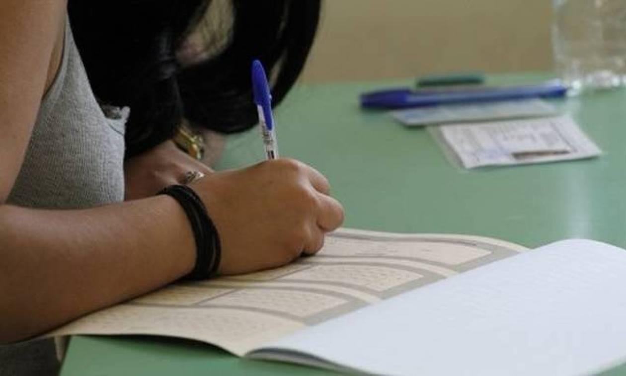 Πανελλήνιες - Πανελλαδικές 2018: Τι ισχύει για τα ειδικά μαθήματα των εξετάσεων