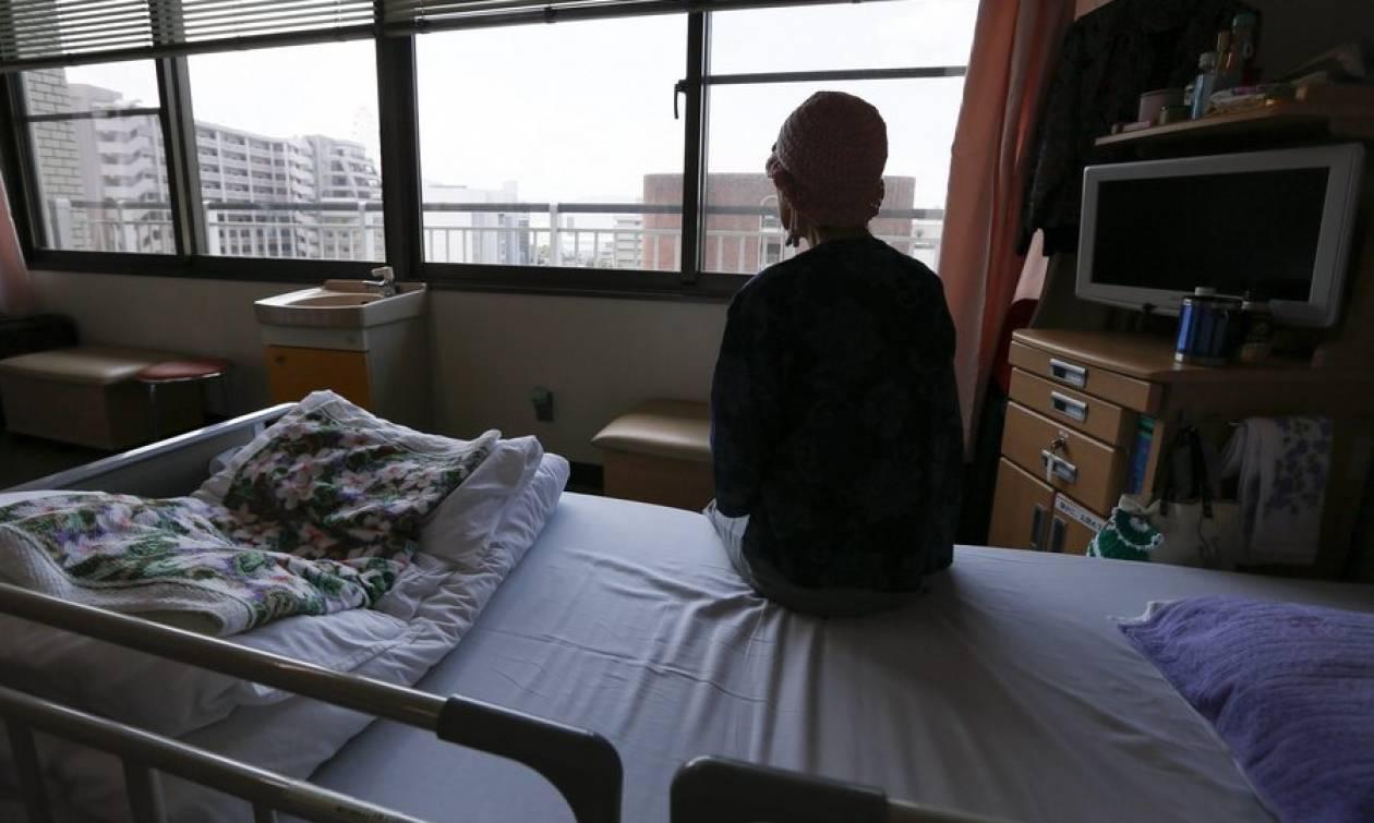 Η Ελλάδα έχει τα περισσότερα νέα περιστατικά λεμφώματος Hodgkin στον κόσμο