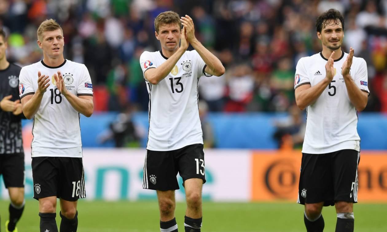 Η Γερμανία θα προκριθεί στον τελικό;