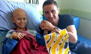 Ανείπωτη θλίψη: Έφυγε από τη ζωή ο μικρός Ανδρέας που του είχε αφιερώσει το πρωτάθλημα η ΑΕΚ